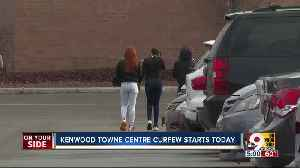 Holiday curfew for teens at Kenwood Towne Centre starts Dec. 26 [Video]