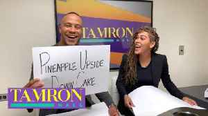 How Well Do Devon Franklin & Meagan Good Know Each Other? [Video]