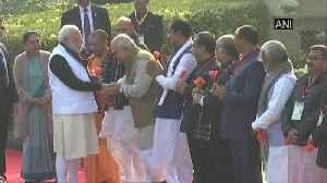 PM Modi unveils statue of Atal Bihari Vajpayee in Lucknow [Video]