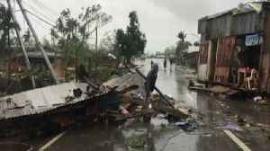 News video: Christmas typhoon kills at least 16 in the Philippines
