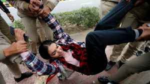Indian police accused of using 'excessive force' against protesters [Video]