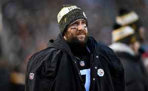 Steelers QB Ben Roethlisberger Dismisses Retirement Rumors [Video]