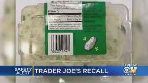 Trader Joe's Egg, Potato Salads Recalled Due To Possible Listeria [Video]