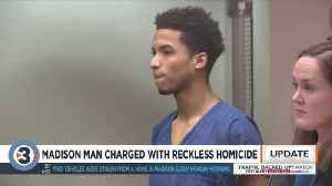 Homicide suspect, alleged accomplice officially charged [Video]