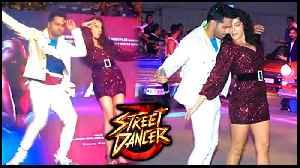 Varun Dhawan Nora Fatehi H0T & SIZZLING Dance On Garmi Song | Street Dancer 3D [Video]