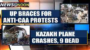 After violent anti-CAA protests, UP on edge ahead of Friday prayers [Video]