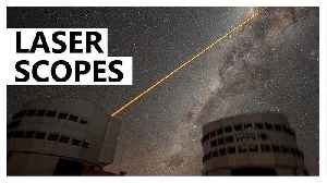 Laser telescope can now spot small space debris from Earth [Video]