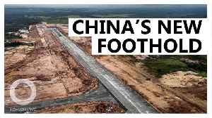China builds airport in Cambodia, raising fears about its ambitions [Video]