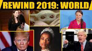 Rewind 2019: All that grabbed eyeballs across the globe, making 2019 a memorable year |Oneindia News [Video]