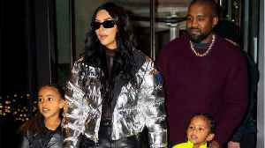 Kim Kardashian: $65,625 Michael Jackson Jacket For 6-Year-Old [Video]