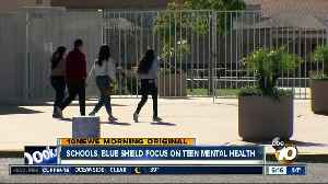 South Bay schools partner with insurance company to address student mental health challenges [Video]