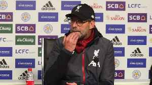 Reds boss Klopp not interested in title talk [Video]