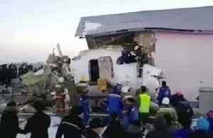 At least 12 dead in Kazakhstan plane crash [Video]