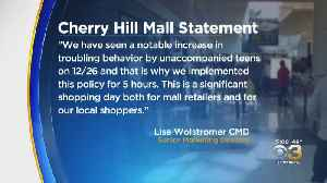 Cherry Hill Mall Says No Incidents To Report During Day After Christmas Shopping [Video]