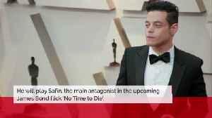 Rami Malek inspired by Freddie Mercury for Bond role [Video]