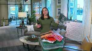 Can You Recycle Wrapping Paper? How About Christmas Lights? [Video]