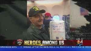 Heroes Among Us: U.S. Navy Veteran Nathan Levine [Video]