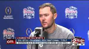 Lincoln Riley Talks Getting CFP Win [Video]