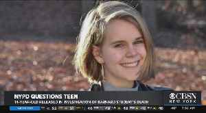 Tessa Majors Killing: Police Release 14-Year-Old Questioned In Case [Video]