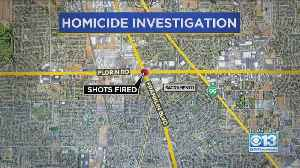 One Man Dead After Shooting In South Sacramento Fast-Food Drive Thru [Video]