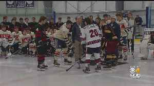 Pete Frates Winter Classic Kicks Off Weekend Of Fundraising [Video]