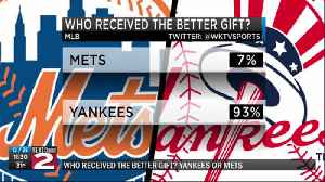 Christmas Poll: Yankees or Mets [Video]