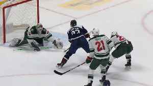 Landeskog shreds Wild defense for beautiful goal [Video]