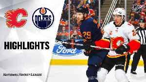 Edmonton Oilers vs. Calgary Flames - Game Highlights [Video]