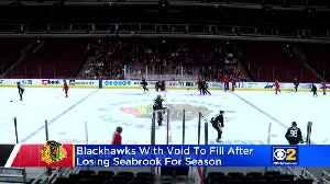 Brent Seabrook's Absence Already Felt By Blackhawks [Video]
