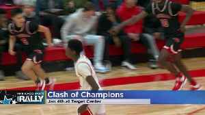 LeBron James' Son To Take On Minnehaha Academy At Target Center [Video]