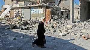 UN: More than 235,000 flee northwest Syria violence [Video]