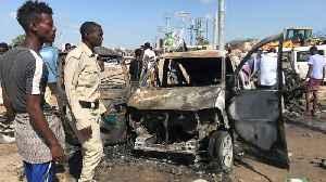 Dozens killed in Mogadishu car bomb attack: Police [Video]