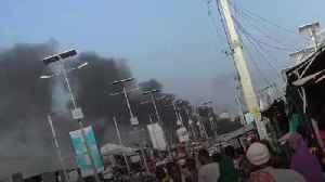 Deadly car bomb in Somali capital [Video]