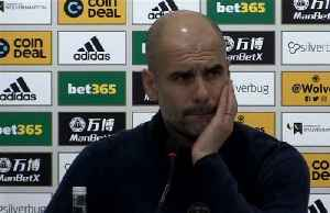 'It's unrealistic to think about Liverpool', says Guardiola after City defeat sees title defence fade further [Video]