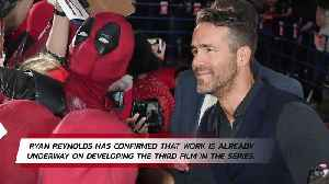 Deadpool 3 is in the works [Video]