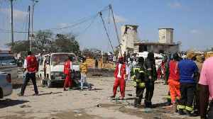 Somalia blast: 'Most of those killed were students' [Video]