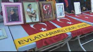 Turkey protesters call for return of those abducted by PKK [Video]