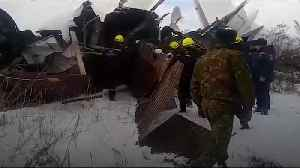 Cause of Kazakhstan plane crash investigated [Video]
