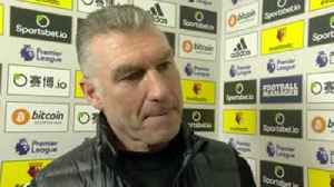 Pearson: We showed unity [Video]