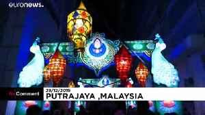 Putrajaya Light and Motion Festival Lampu 2019 celebrates Malaysian diversity [Video]