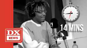 Juice Wrld's Freestyle Ability Highlighted In 'Fire In The Booth' 14-Minute Video [Video]