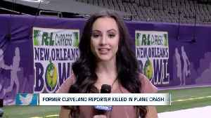 Former Browns in-house reporter Carley McCord among 5 killed in Louisiana plane crash [Video]
