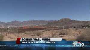 Official: Feds deny request to use border money for shelter [Video]