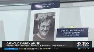 Sex Abuse Suits Hit Catholic Church in SoCal [Video]