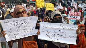 The women at the front lines of India's citizenship law protests [Video]