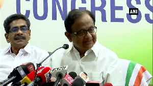 Detention camps during Congress regime were set up under Foreigners Act P Chidambaran [Video]