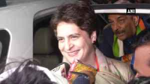 Want action against those police personnel who killed innocent people during anti CAA protests Priyanka Gandhi [Video]