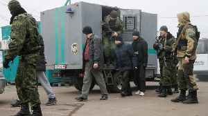 Ukraine government and separatists begin prisoners swap [Video]