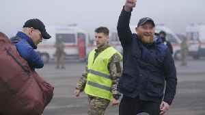 Prisoner swap begins between Ukraine and pro-Russian separatists [Video]