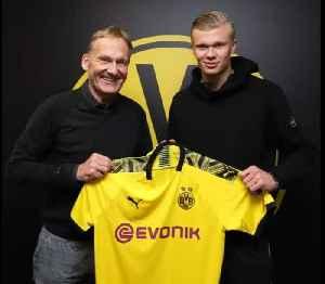 Teenage star Haaland signs for Dortmund [Video]